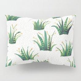 Field of Aloe Pillow Sham
