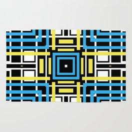 geometric art 2 Rug