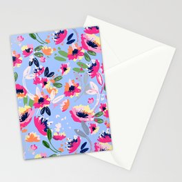 Spring Blooms 011 Stationery Cards