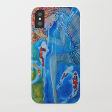 With Every Breath Slim Case iPhone X