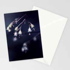 midnight beauties Stationery Cards