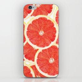 grapefruits iPhone Skin