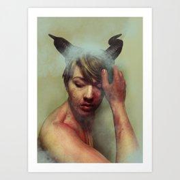 Hannibal Cosplay Art Print