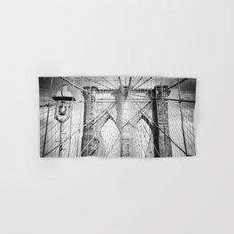 Brooklyn Bridge Hand & Bath Towel