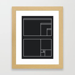 Skills Framed Art Print