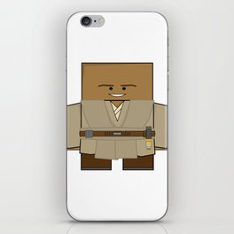 Episode II: Attack of the Clones - Mace Windu iPhone Skin