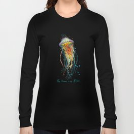 Jelly Fish Long Sleeve T-shirt