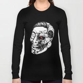 The all new Terminators. The genius. Long Sleeve T-shirt