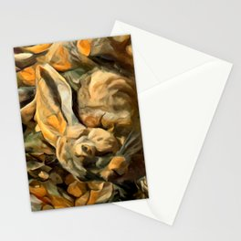 Splitting Hares Stationery Cards