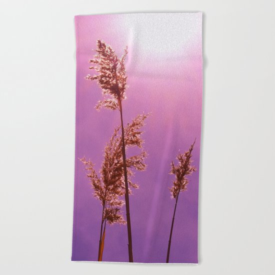 Summer Sun Beach Towel