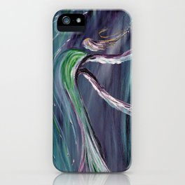 Angels Trail of Joy iPhone Case