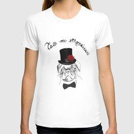 Call me Monsieur T-shirt