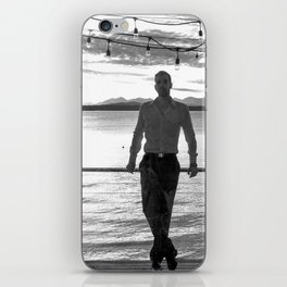 Sunset Gentlemen iPhone Skin