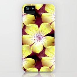 Summery Yellow.... iPhone Case