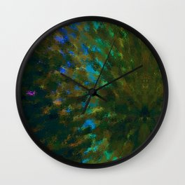 Thought Resistance Wall Clock