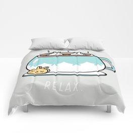 Marshmalunny Comforters