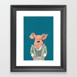 Hypnotic Og Framed Art Print
