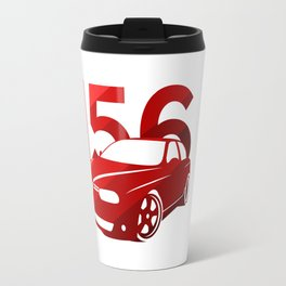 Alfa Romeo 156 - classic red - Travel Mug