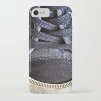 shoe iPhone & iPod Cases featuring Shoe by Fine2art