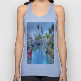 Canals Unisex Tank Top