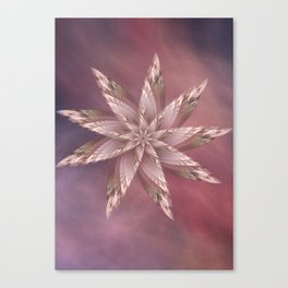 Harmony Mandala Canvas Print