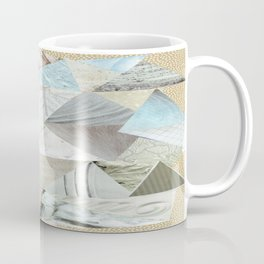 Collage - Like White on Rice Coffee Mug