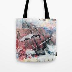 Graceful Attempt Tote Bag
