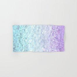 MERMAIDIANS AQUA PURPLE Hand & Bath Towel
