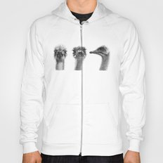 Three ostriches SK1005354 Hoody