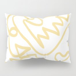 Abstract Geometry Colors  Pillow Sham