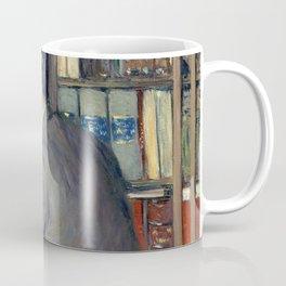Gustave Caillebotte - Henri Cordier - Digital Remastered Edition Coffee Mug