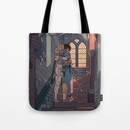 Secret and Sad farewell Tote Bag