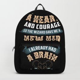 Hip Replacement Surgery Survivor Gift Idea Backpack