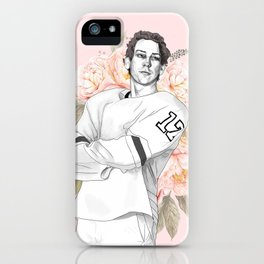 Soft Dylan iPhone Case