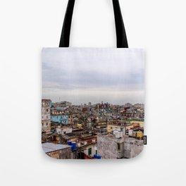 Ciudad de La Habana Tote Bag