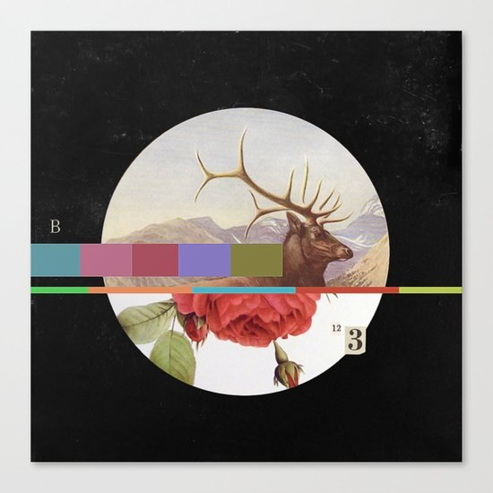 Supernature Canvas Print