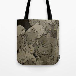 Cats & More Cats Tote Bag
