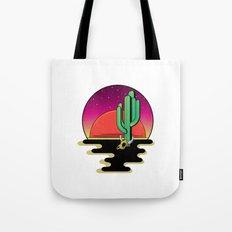 Desert Night Tote Bag