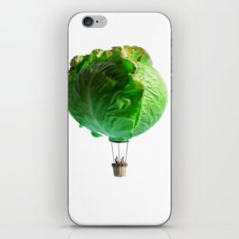 Iceberg Balloon iPhone Skin