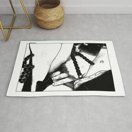 asc 454 - La femme charnelle (The carnal woman) Rug