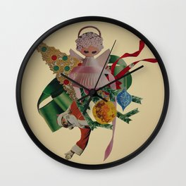 Christmas 2016 Wall Clock