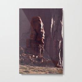 Stone Monument Metal Print