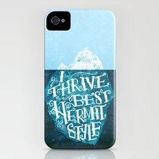 Hermit Iceberg Slim Case iPhone (4, 4s)
