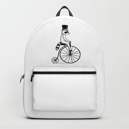 Fancy Raccoon Backpack