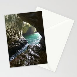Rosh HaNikra grottoes - Israel Stationery Cards