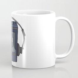Walkman portable cassette recorder Coffee Mug