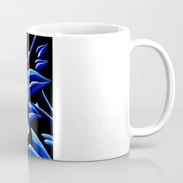 Blue 1 Coffee Mug