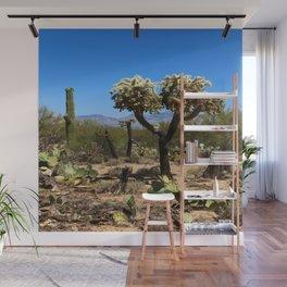 Saguaro National Park View Wall Mural