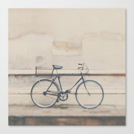 a very masculine bicycle Canvas Print