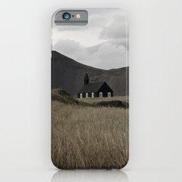 Loneliness iPhone Case